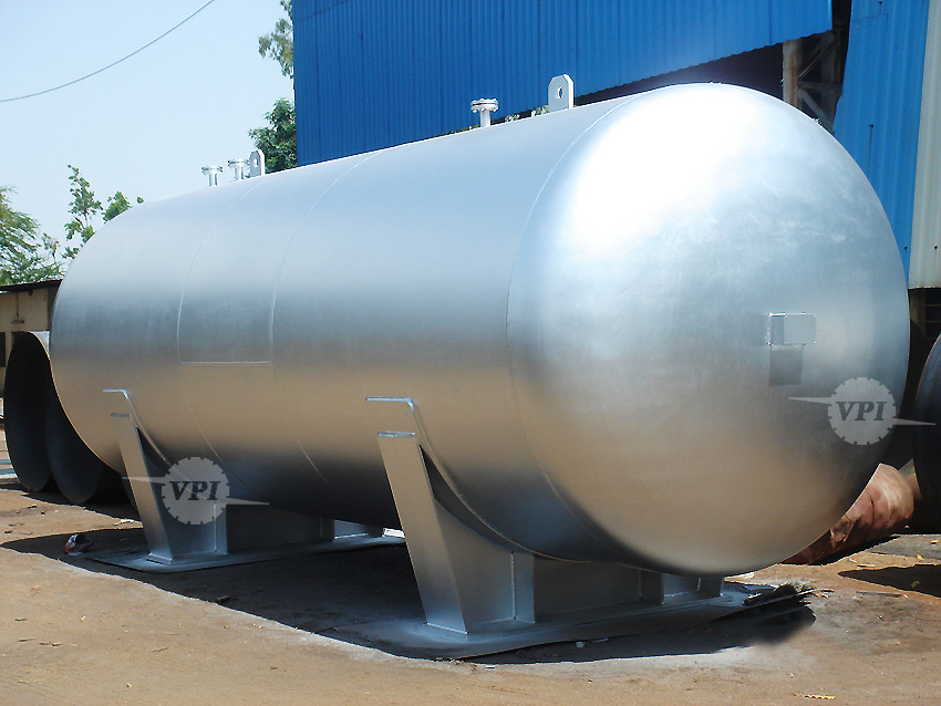 Different kinds of Store Tanks