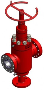 Ball Screw Operated Gate Valves.