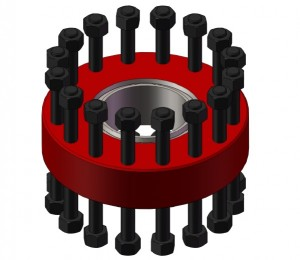 Double Studded Adapter