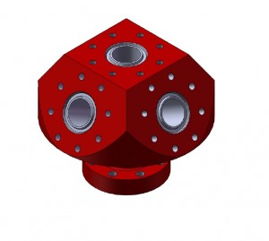 Goat Head / Fracturing Head Flanges