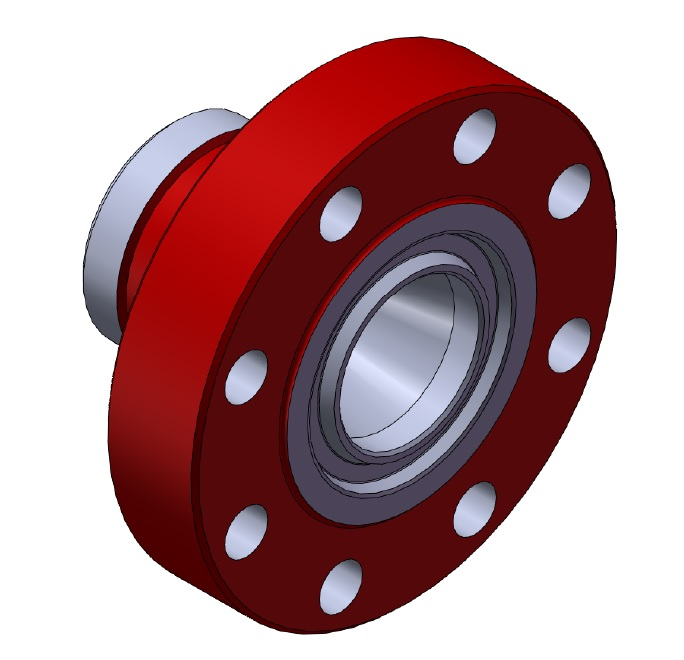 Weco Flanges